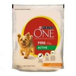 PURINA ONE MINI DOG POLLO E...