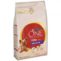PURINA ONE MINI DOG SALMONE...