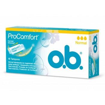 O.B.  PROCOMFORT TAMPONS 16...