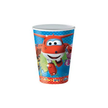 BICCHIERE SUPER WINGS