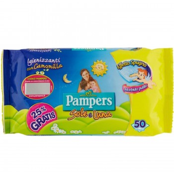 PAMPERS SALVIETTINE SOLE /...