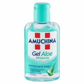 AMUCHINA GEL MANI 80ML ALOE ID