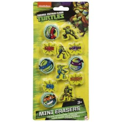 TURTLES MINI GOMME DA...