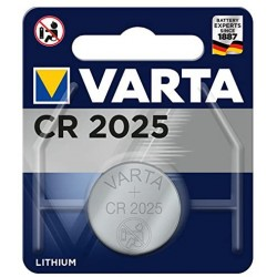 BATTERIA VARTA CR2025-1 PEZZO